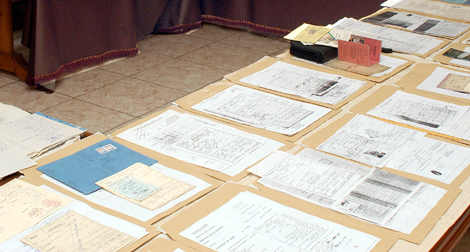 22 مزور وثائق لصالح عناصر متهمة بالإرهاب أمام العدالة بالجزائر
