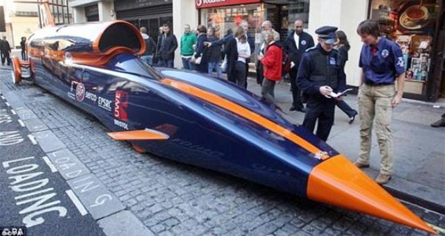 هذه هي أسرع سيارة في العالم
