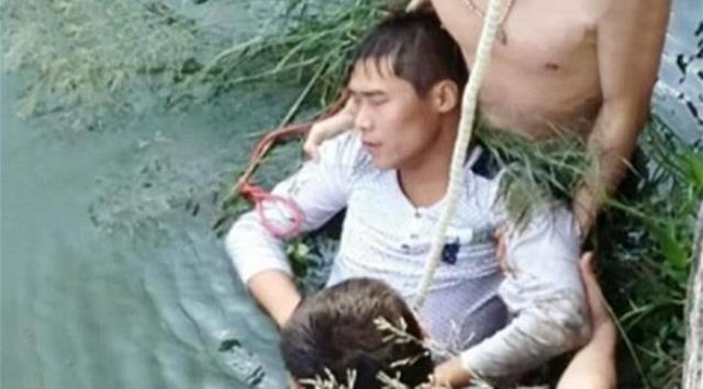 صيني ينتحر هرباً من عروسه القبيحة