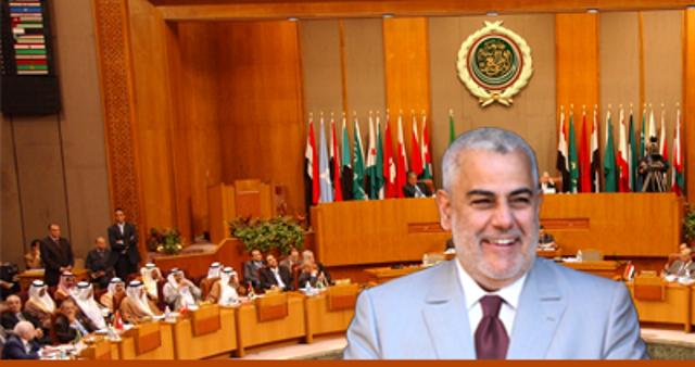 رئيس الحكومة المغربية يمثل الملك محمد السادس في أشغال القمة العربية بشرم الشيخ