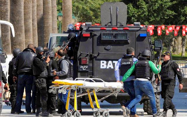 تونس: اعتقال 23 شخصا للاشتباه في تورطهم في عملية باردو