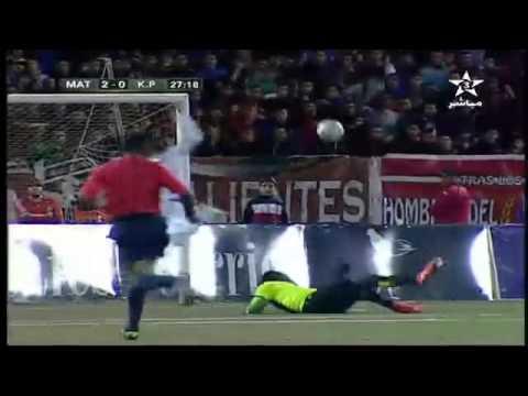 المغرب التطواني- كانو بيلارس: 4-0