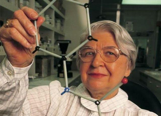 نساء سطرن تاريخ العلم