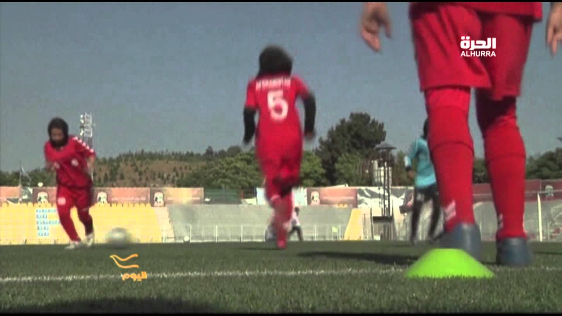 منع النساء من حضور مباريات الكرة في إيران والسعودية