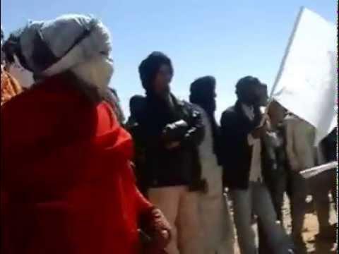 انتفاضة جديدة في مخيمات تندوف ضد فساد
