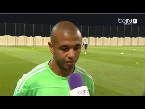 تقرير حول المنتخب الجزائري في قطر