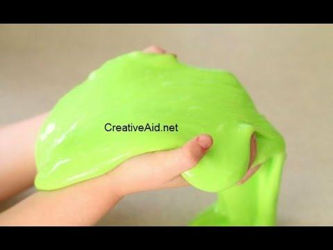 بالفيديو.. اصنعي بنفسك طينا سحريا ملونا لأطفالك