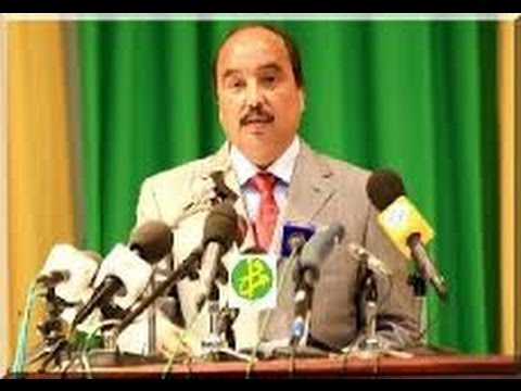 شاهد رئيس موريتانيا