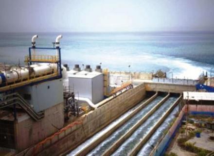 خمس مياه الجزائريين ستكون من البحر  سنة 2018