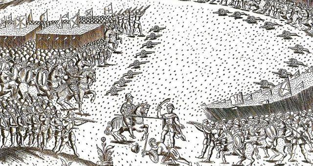 دور الأتراك في إفريقية الشمالية والمغرب قبل العثمانيين