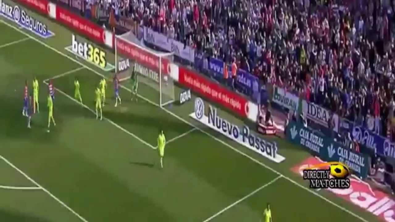 برشلونة 3-1 غرناطة