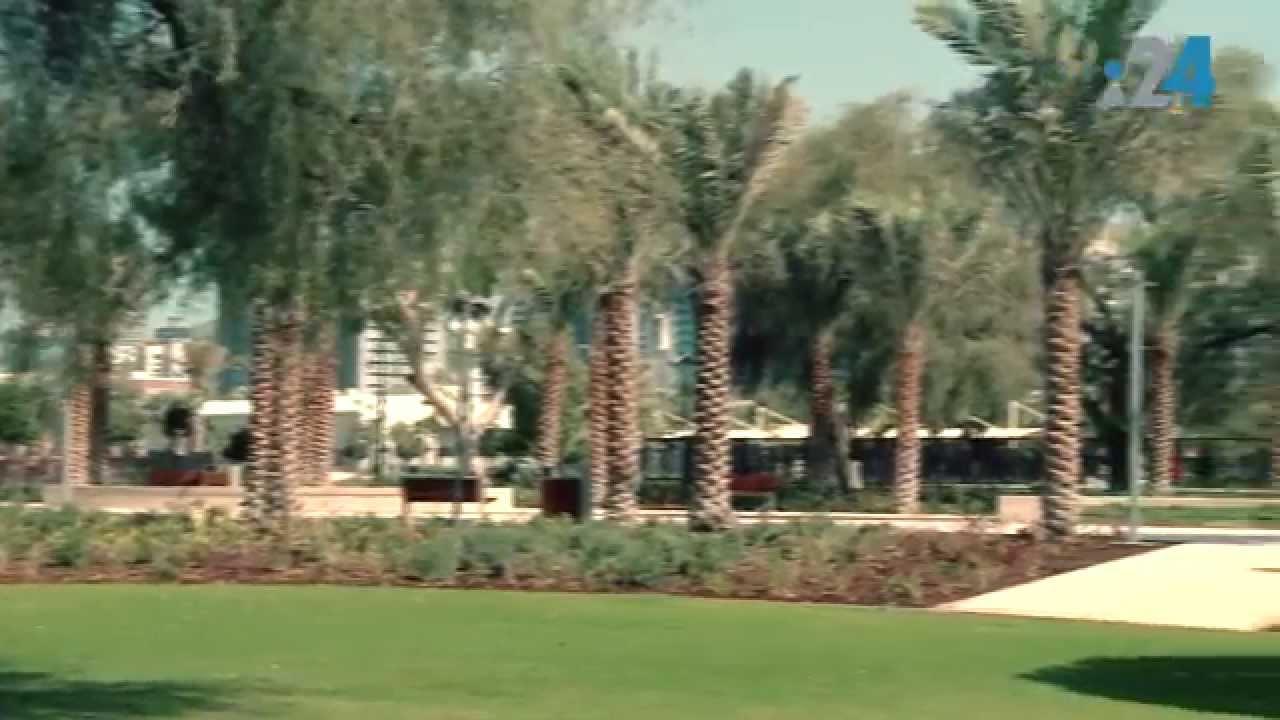 افتتاح أكبر وأجمل حدائق الإمارات العامة