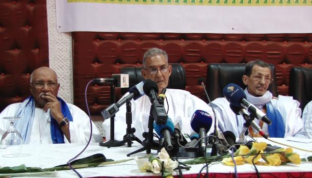 استبعاد أكبر أحزاب المنتدى المعارض من لجنة الحوار السياسي الموريتاني
