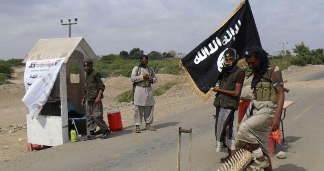 قاعدة اليمن تسيطر على مدينة المحفد
