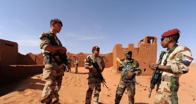 تواصل العملية العسكرية الفرنسية في الساحل