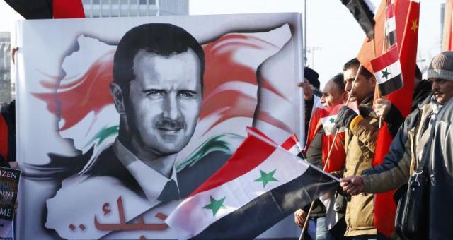 واشنطن لبشار الأسد: