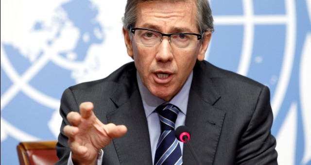 غضب من المبعوث الأممي في ليبيا بسبب انتقاده لحكومة الثني