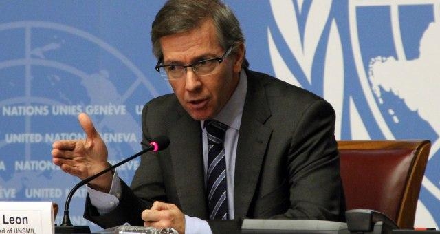 ليبيا: المبعوث الدولي متفائل بشأن قرب تشكيل حكومة وحدة وطنية