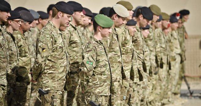 بريطانيا تشارك في تدريب قوات المعارضة السورية