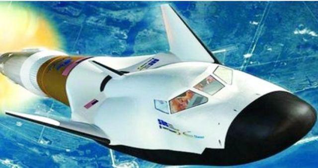 العالم يستعد لإطلاق تاكسي الفضاء