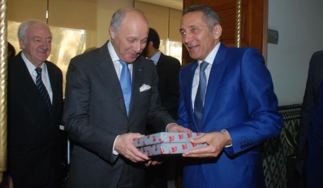 فابيوس: المغرب وفرنسا أكدا على اختيار