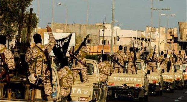 في قلب سرت الليبية..المدينة التي تسيطر عليها