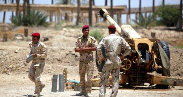 القوات العراقية تمهد لاقتحام تكريت