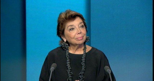 سفيرة فلسطين: