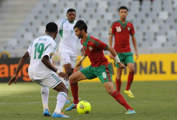 لهذه الأسباب تم إلغاء ودية أولمبي المغرب ونيجيريا