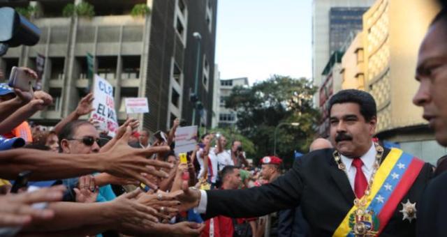فنزويلا: جدل بعد طلب الرئيس تمتيعه بسلط أوسع