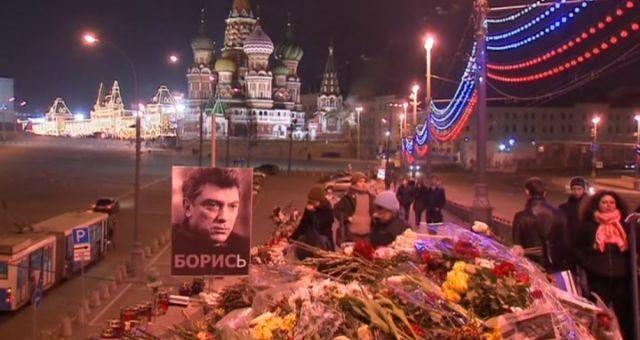 موسكو تكشف عن هوية المتهمين بقتل المعارض نيمتسوف