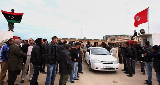 آلاف من المغاربة عالقون في ليبيا