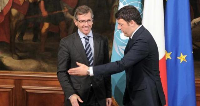 رئيس الوزراء الإيطالي يدعو إلى التحرك سريعا في ليبيا