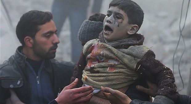 اتهامات جديدة لنظام الأسد باستخدام غاز