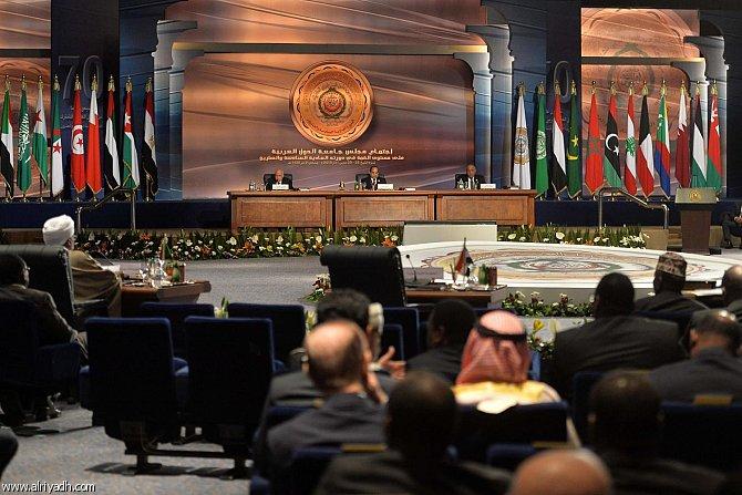 العرب يوافقون على إنشاء قوة عربية مشتركة