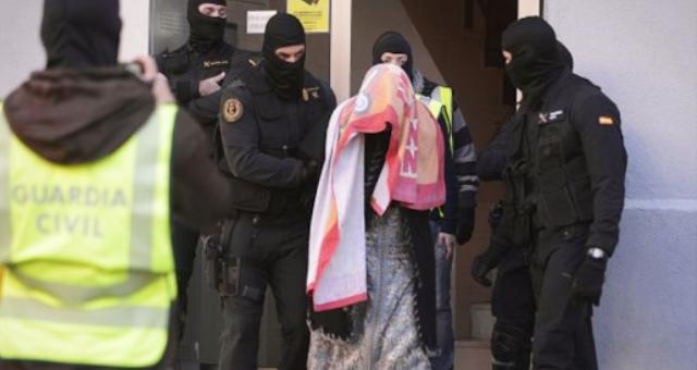 مصادر اسبانية: تطوان المغربية صلة وصل بين الجهاديين!!!