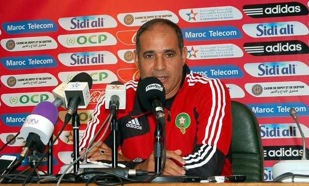 الزاكي يضع برنامج للمنتخب المغربي في يونيو المقبل
