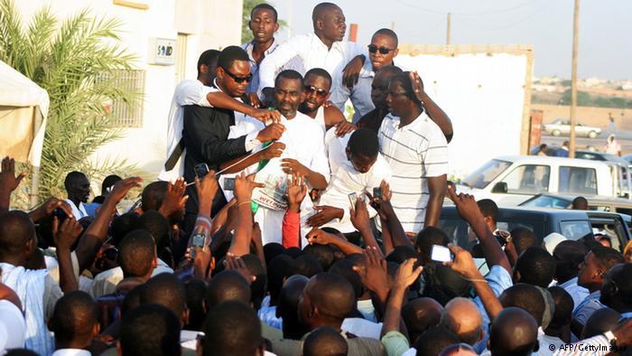 الحكم على ثلاث نشطاء ضد العبودية بموريتانيا مع إيقاف التنفيذ