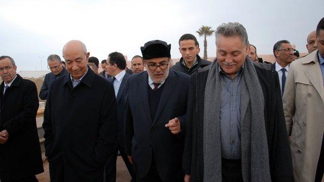 ممتلكات الوزراء المغاربة وثرواتهم على طاولة جطو بأمر من جهات عليا