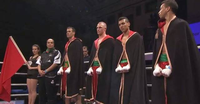 الملاكمة المغربية تتألق وتفوز على المنتخب البريطاني