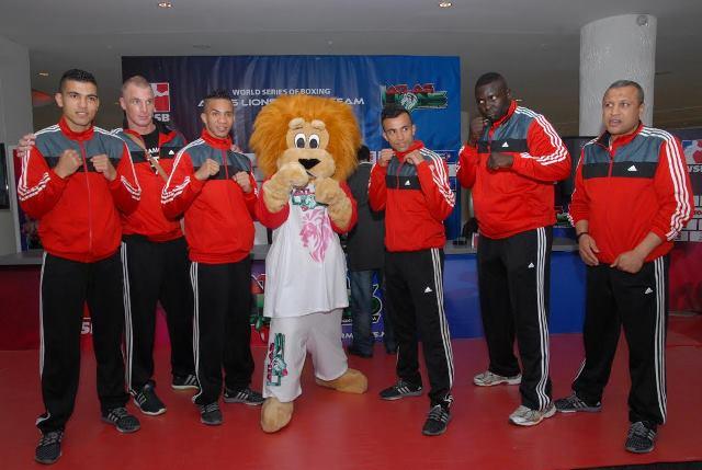 الفريق المغربي للملاكمة يسعى للفوز على أوكرانيا