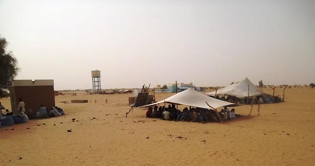 سكان الجنوب الموريتاني يهددون بحمل السلاح ضد الدولة !
