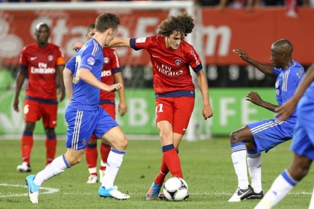 سان جرمان يقصي تشيلسي من دوري أبطال أوروبا