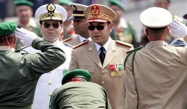 العاهل المغربي يمنح تعويضات للتجريدة العسكرية المغربية بإفريقيا الوسطى
