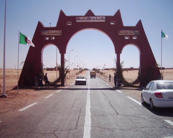 الجزائر.. فعاليات مجتمعية في عبن صالح تطالب باستغلال الغاز الصخري