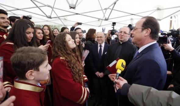 فرنسا تمنح  اللجوء لمسيحيين سوريا والعراق