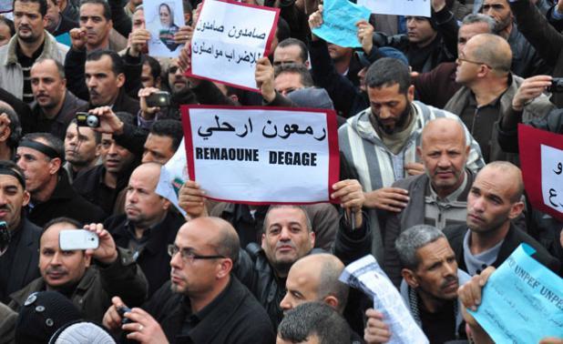 وزيرة التربية بالجزائر تستنجد بالجكومة لإنقاذ القطاع من سخط النقابات