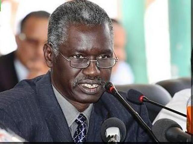 قيادي موريتاني يشكك في انجاح الحوار السياسي مع النظام