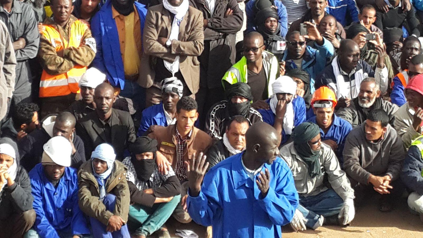 الاتحاد النقابي الدولي يتضامن مع قضية عمال