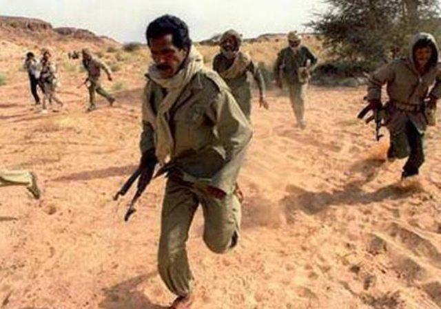 الصحراء المغربية..البوليساريو تحشد قواتها قرب الجدار العازل